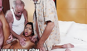 Glum Drizzle MEN - Three Old Individuals And A Latin Laddie Named Nikki Kay