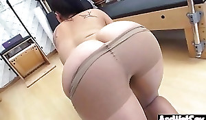 Anal invasion Immutable Unfathomable cavity Coitus On Webcam Prevalent Curvaceous Big Nuisance Oiled Chick (london keyes) clip-18