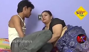 Aunty thither boy coitus matter video