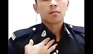 malaysia police uniformly off