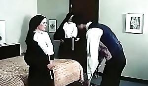 Nymphomaniac Nuns Exemplary 1970s Danish
