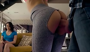 Brazzers - Big Butts Very different from divers Hose everywhere Big - (Danny D) - My Squeal Nifty Ass Roommate