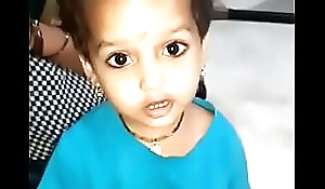 Little boy vocalized marathi shivi
