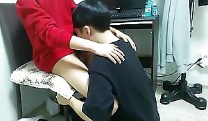 Korean suppliant suck his friend'_s dick 3