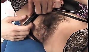 Titillating sexually lustful ashen column ami matsuda receiving love tunnel delights