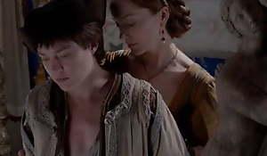 Jemima West vacant scene- Get under one's Borgias s02e01-02 (2012)