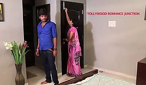 indian beautiful instructor tempting roughly her pupil for romance.......telugu hot shortfilm