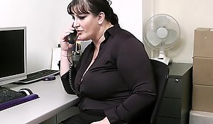 Berth sex with super women at work