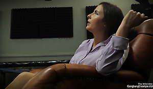 Divergent Hawt Milf Teacher Acquires Screwed By Muscular Dudes