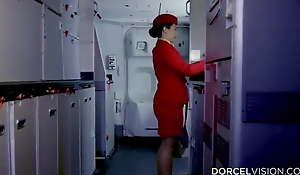 PART2, Sex, Airline Hostess, Flight Attendant, Nylon Stockings!!