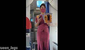 pramugari cantik rahasia yang terbongkar , stewardess