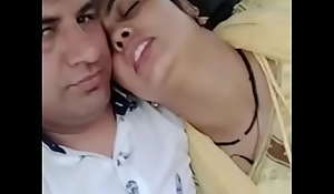 Indian Homemade Monster knowledge Punjabi Bhabhi Romance Nigh Buggy