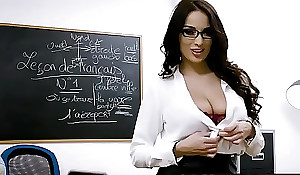 Brazzers - Broad in the beam Tits at Tutor - (Anissa Kate, Marc Rose) - Trailer preview